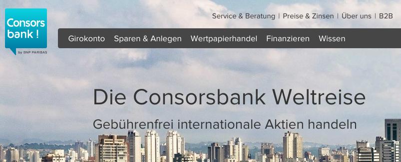 Aktien Weltreise: Kanada und Mexico Aktien Gebührenfrei kaufen bei Cortal Consors
